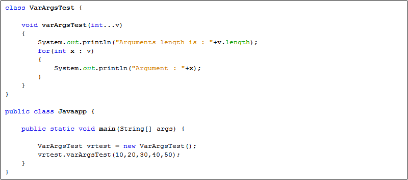 how to put specific numbers in an array java